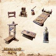 Kit Sala de Tortura