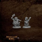 Kobold Mooks B - Miniatura RPG