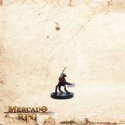 Kobold Skirmisher - Com carta - Miniatura RPG