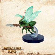 Kraul Winged Warrior - Miniatura RPG