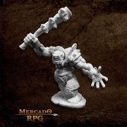 Krug, Hill Giant - Miniatura RPG