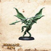 Lilith (Sem pintura) - Miniatura RPG