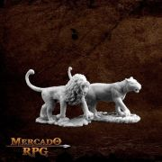 Lions - Miniatura RPG