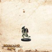 Lizardfolk Raider - Com carta