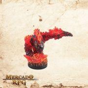 Magma Hurler - Com carta