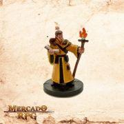 Male Human Wizard - Sem carta