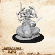 Marilith - Miniatura RPG