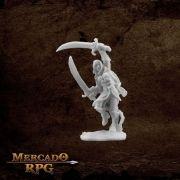Mi-Sher, Dervish Warrior - Miniatura RPG