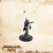 Mind Flayer Lich - Com carta