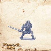 Miniatura Fantástica 10 - Miniatura RPG