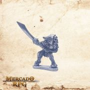 Miniatura Fantástica 15 - Miniatura RPG