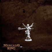 Mummy Lich - Miniatura RPG