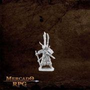 Nakayama Hayato, Iconic Samurai - Miniatura RPG