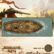 Navio Pirata - Piso Superior