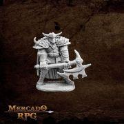 Norgol, Irongrave Knight