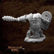 Ogre Chieftain - Miniatura RPG