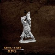 Orc Berserker (Two Handed Sword)