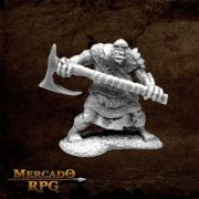 Orc Chopper - Miniatura RPG