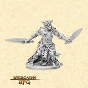 Orc Flayer Minions - Miniatura RPG