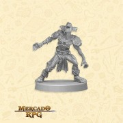 Orc Runner A - Miniatura RPG