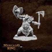 Orc Slayer - Miniatura RPG