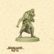 Orc Walker B - Miniatura RPG