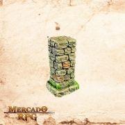 Pilastra de tijolos B