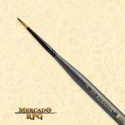 Pincel Keramik Mini 313 - Redondo #02 - RPG