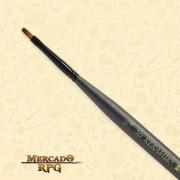 Pincel Keramik Mini Brush 383 - Chato #12/0 - RPG