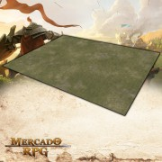 Planície B 180x120 Grid de Batalha - Battle Grid Wargame