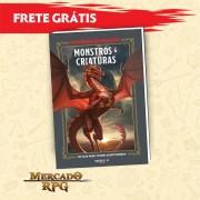 PRÉ-VENDA - D&D - Monstros e Criaturas - Edição em português