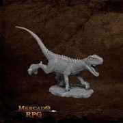 Raptor Hunting A - Miniatura RPG