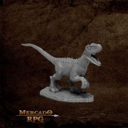 Raptor Hunting B - Miniatura RPG