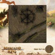 Ritual da Invocação - Dia 50x50 - RPG Battle Grid D&D