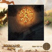Ritual da Invocação - Noite 50x50 - RPG Battle Grid D&D