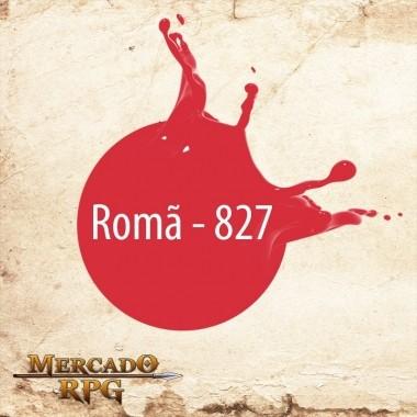 Romã - 827 - RPG