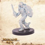 Sacred Watcher - Miniatura RPG