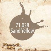 Sand Yellow 71.028