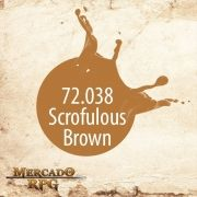 Scrofulous Brown 72.038