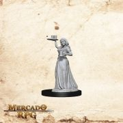 Serving Girl - Miniatura RPG