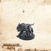 Shadow Mastiff - Com carta