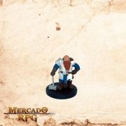 Shield Dwarf Fighter