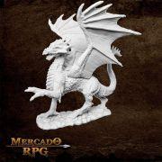 Silver Dragon - Miniatura RPG