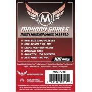 Sleeves Mayday Mini Chimera Card Sleeves (43x65mm) - Standard Protection (Com 100 protetores de cartas)