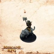 Snig Warg Rider - Com carta