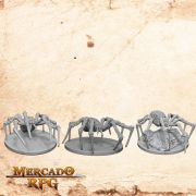 Spiders - Miniatura RPG