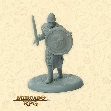 Stark Sworn Sword B - Miniatura RPG