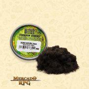 Static Grass Flock 3 mm - BURNT Brown - 180 ml - RPG