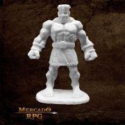 Stone Golem - Miniatura RPG