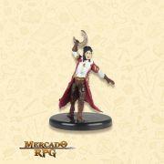 Sun Elf Arcane Cleric - Miniatura RPG